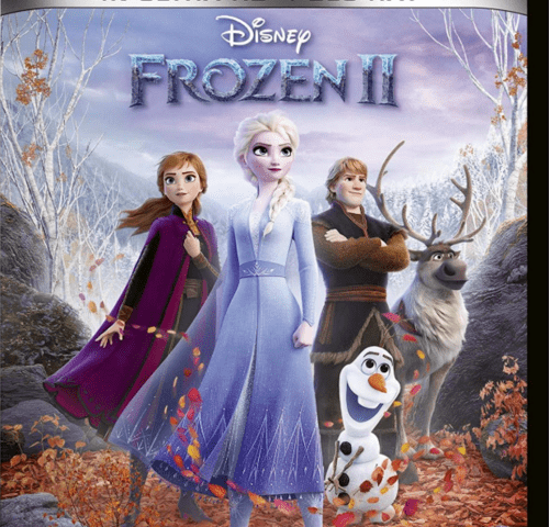 Frozen II 4K 2019 Ultra HD 2160p