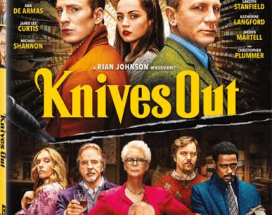 Knives Out 4K 2019