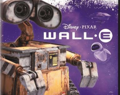 WALL-E 4K 2008