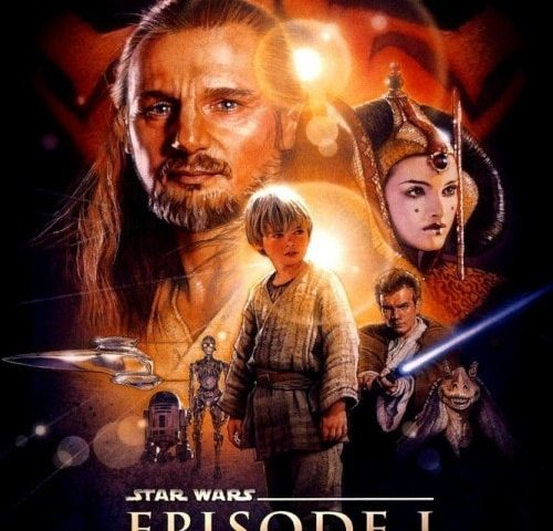 Star War Episode 1 The Phantom Menace 4K 1999