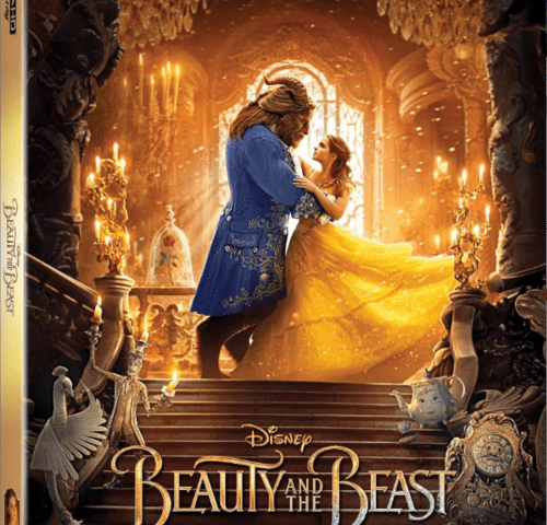 Beauty and the Beast 4K 2017