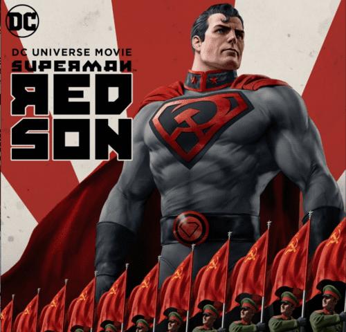Superman Red Son 4K 2020