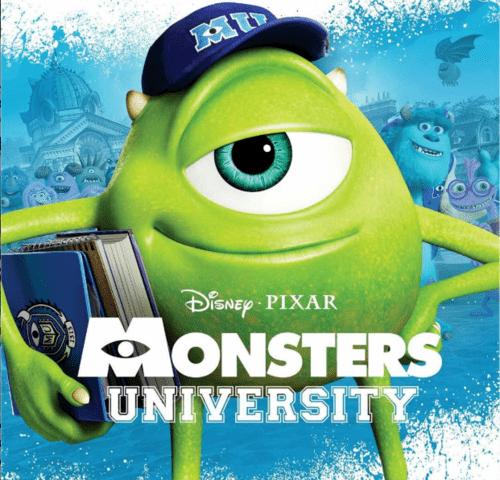 Monsters University 4K 2013