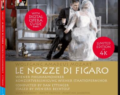 Mozart Le Nozze di Figaro 4K 2015 ITALIAN