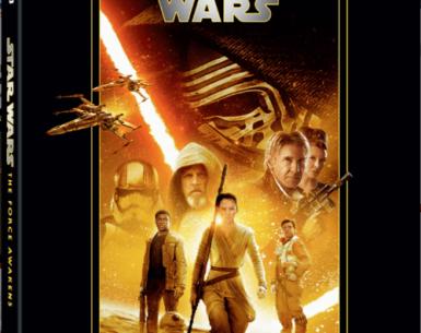 Star Wars Episode VII The Force Awakens 4K 2015