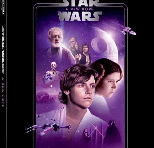Star Wars Episode IV A New Hope 4K 1977