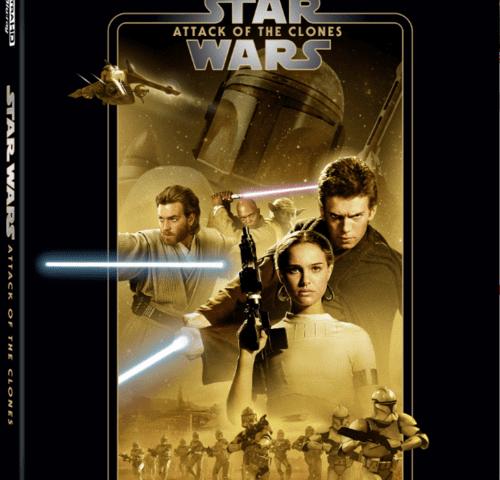 Star Wars Episode II Attack Of The Clones 4K 2002