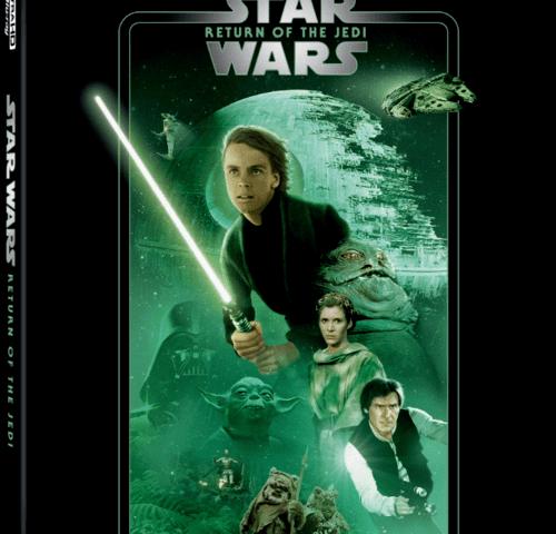 Star Wars Episode VI Return of the Jedi 4K 1983
