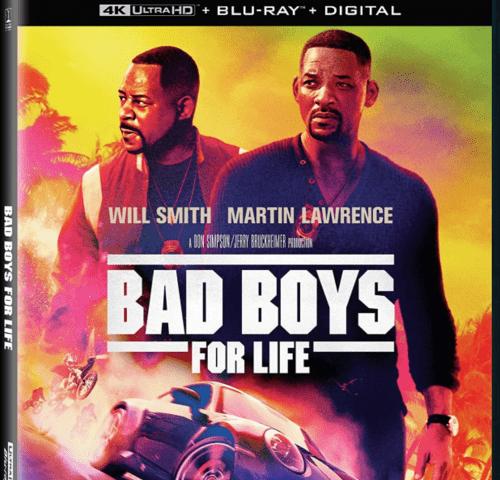 Bad Boys for Life 4K 2020