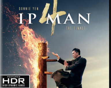 Ip Man 4 The Finale 4K 2019 CHINESE