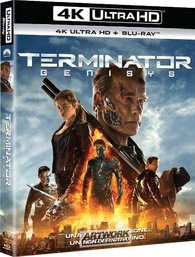 Terminator Genisys 4K 2015