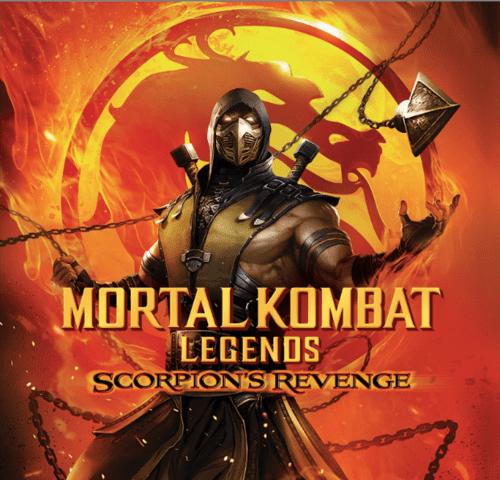 Mortal Kombat Legends Scorpions Revenge 4K 2020