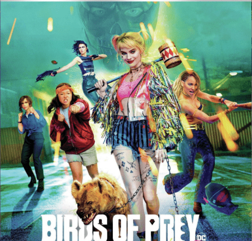 Birds of Prey And the Fantabulous Emancipation of One Harley Quinn 4K 2020