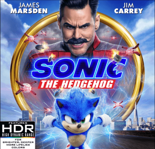 Sonic the Hedgehog 4K 2020