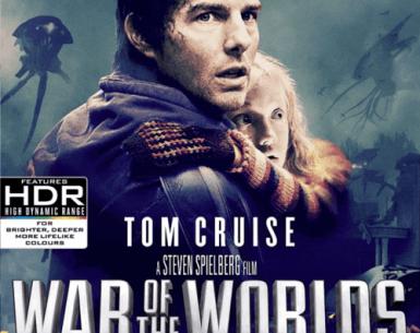 War of the Worlds 4K 2005