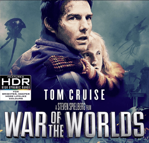 War of the Worlds 4K 2005