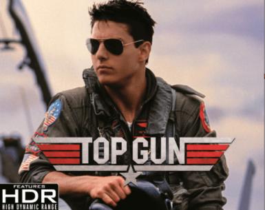 Top Gun 4K 1986