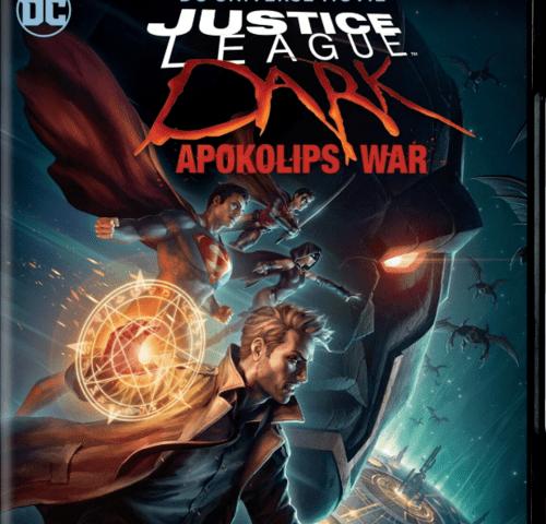 Justice League Dark Apokolips War 4K 2020