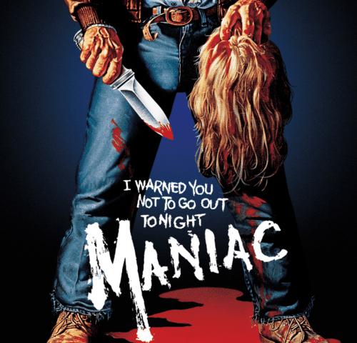 Maniac 4K 1980