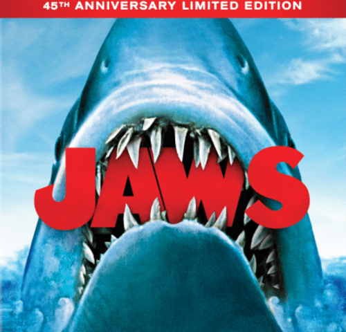 Jaws 4K 1975