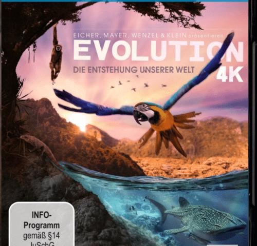 Evolution 4K 2018 DOCU