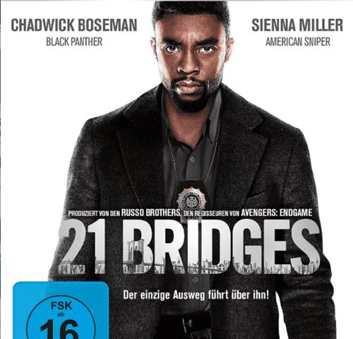 21 Bridges 4K 2019
