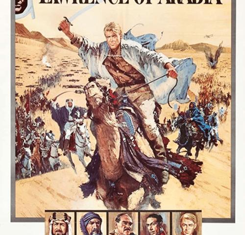 Lawrence of Arabia 4K 1962