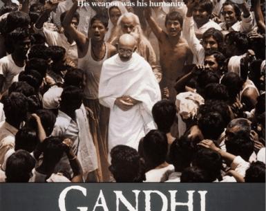 Gandhi 4K 1982