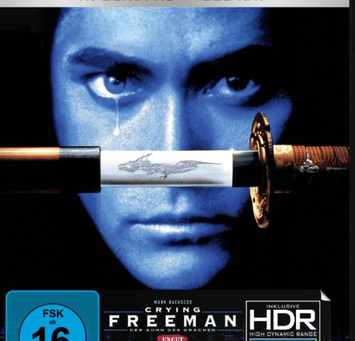 Crying Freeman 4K 1995
