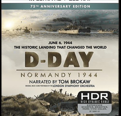 D-Day Normandy 1944 4K 2014 DOCU
