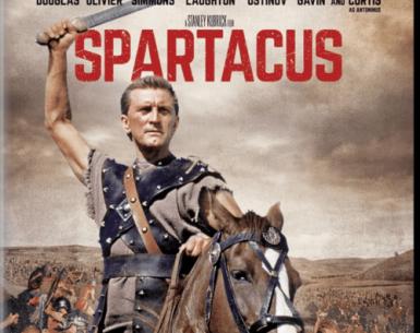 Spartacus 4K 1960
