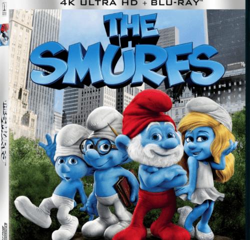 The Smurfs 4K 2011