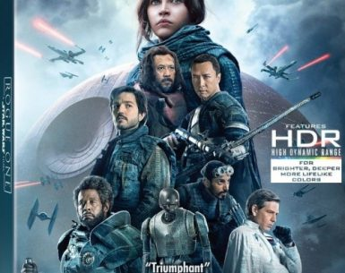 The Rogue One: A Star Wars Toy Story 4K 2016 Ultra HD