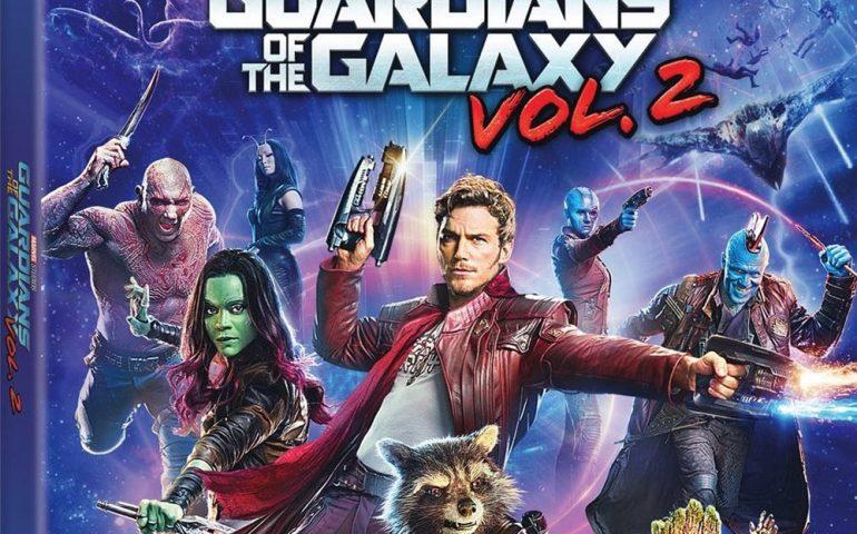 Guardians of the Galaxy Vol. 2 4K 2017