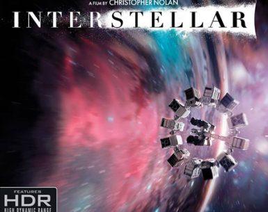 Interstellar 4K 2014