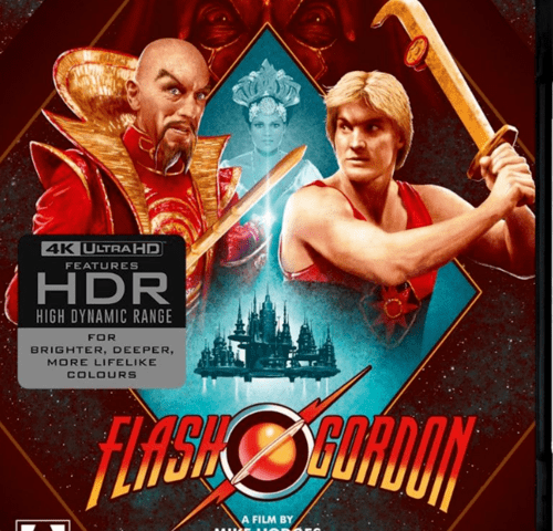 Flash Gordon 4K 1980 Ultra HD 2160p