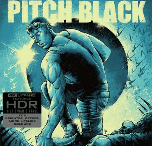 Pitch Black 4K 2000 Ultra HD 2160P