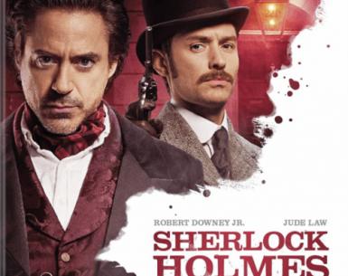 Sherlock Holmes A Game of Shadows 4K 2011