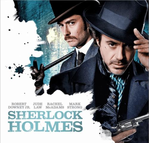 Sherlock Holmes 4K 2009