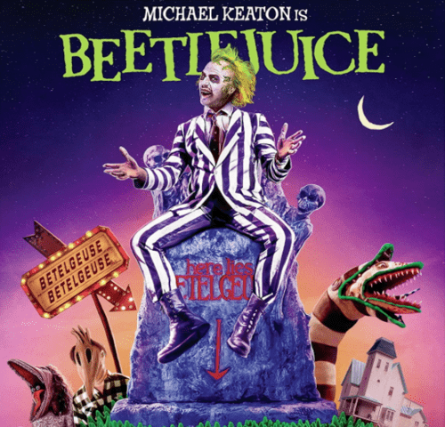 Beetlejuice 4K 1988