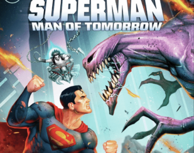 Superman Man of Tomorrow 4K 2020