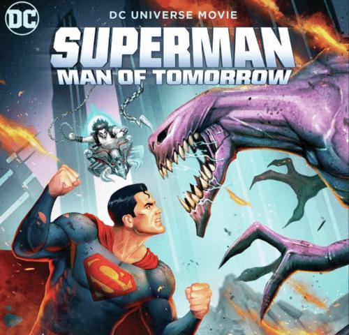 Superman Man of Tomorrow 4K 2020