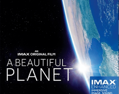 A Beautiful Planet 4K 2016 DOCU
