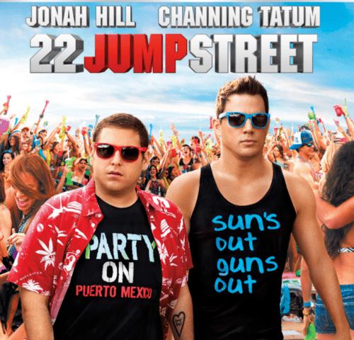 22 Jump Street 4K 2014