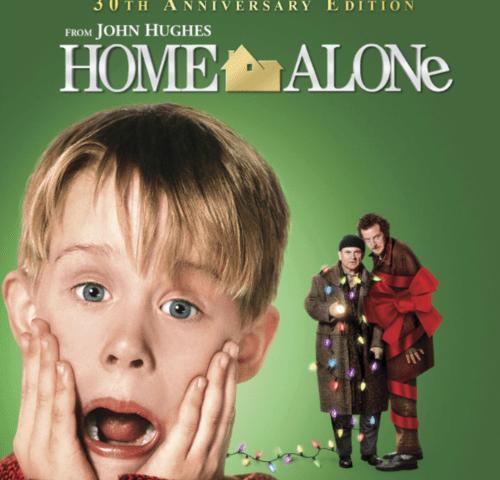 Home Alone 4K 1990