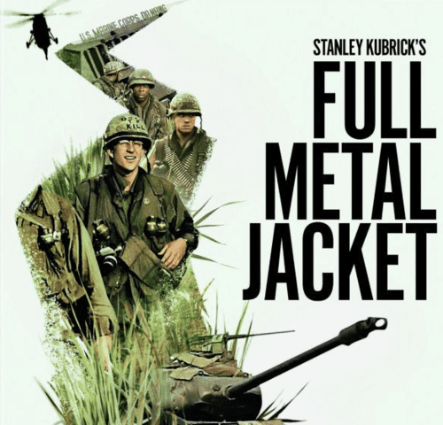 Full Metal Jacket 4K 1987