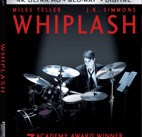 Whiplash 4K 2014
