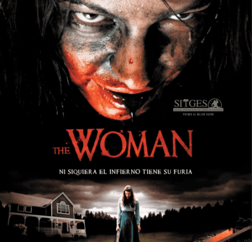 The Woman 4K 2011