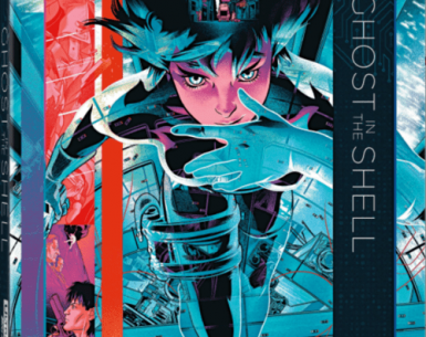 Ghost in the Shell 4K 1995