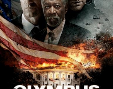 Olympus Has Fallen 4K 2013